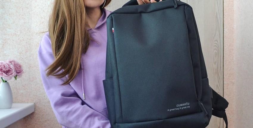 Многофункциональный рюкзак отличного качества! - отзыв покупателя