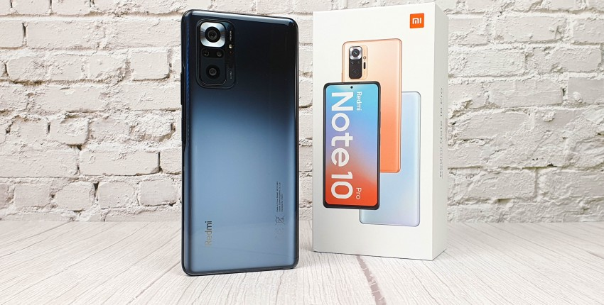 Подробный обзор Xiaomi Redmi Note 10 Pro: король среднего класса - отзыв покупателя