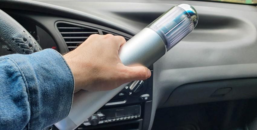 Baseus A3: компактный, но мощный автомобильный пылесос - отзыв покупателя