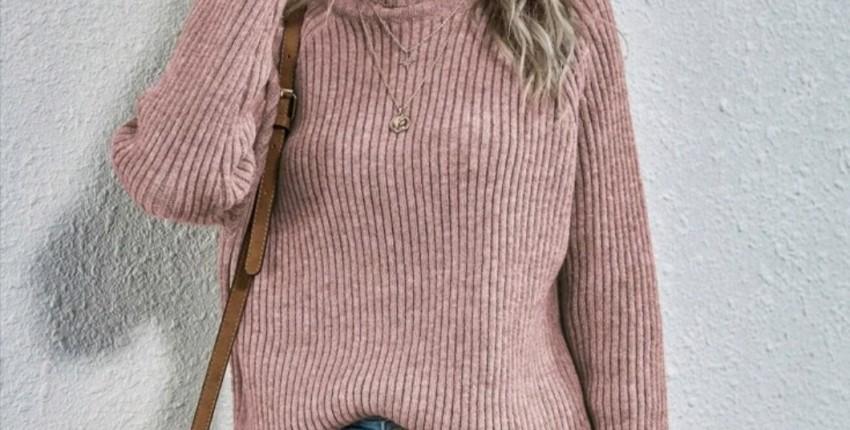 Вязаный свитер, Shein - отзыв покупателя
