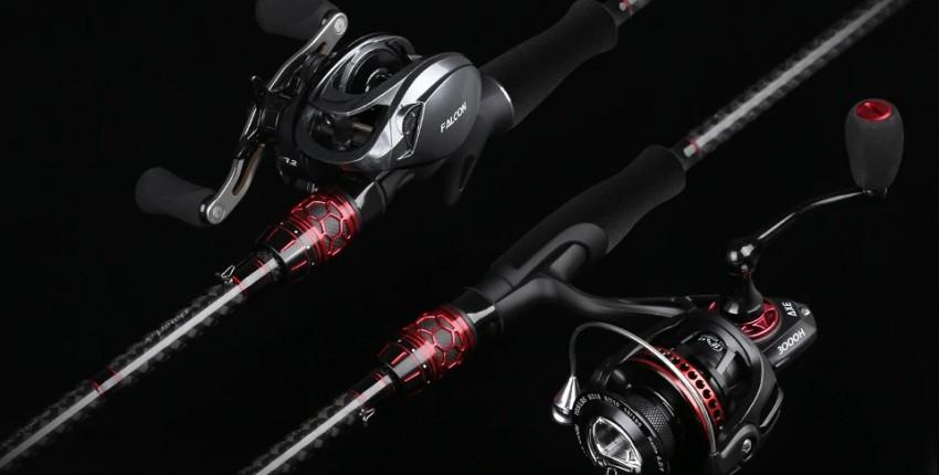 Спиннинг для рыбалки - отзыв покупателя