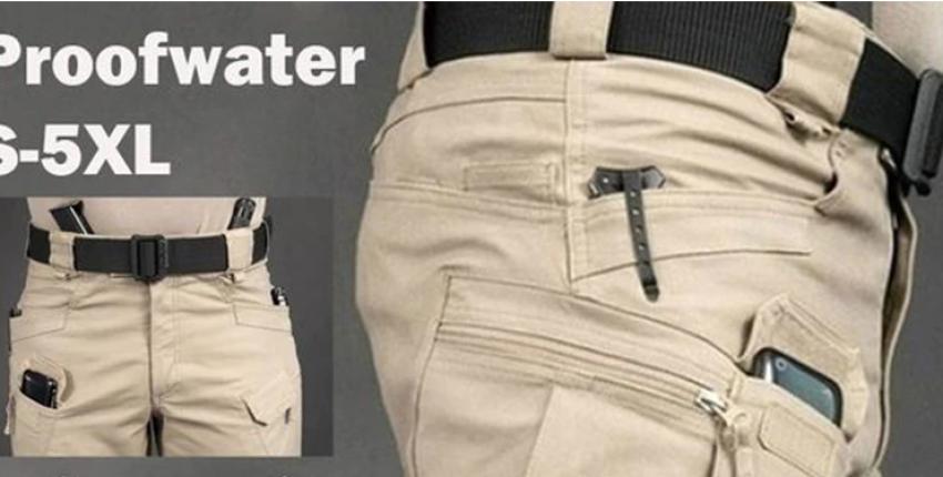 Лёгкие летние брюки. - отзыв покупателя