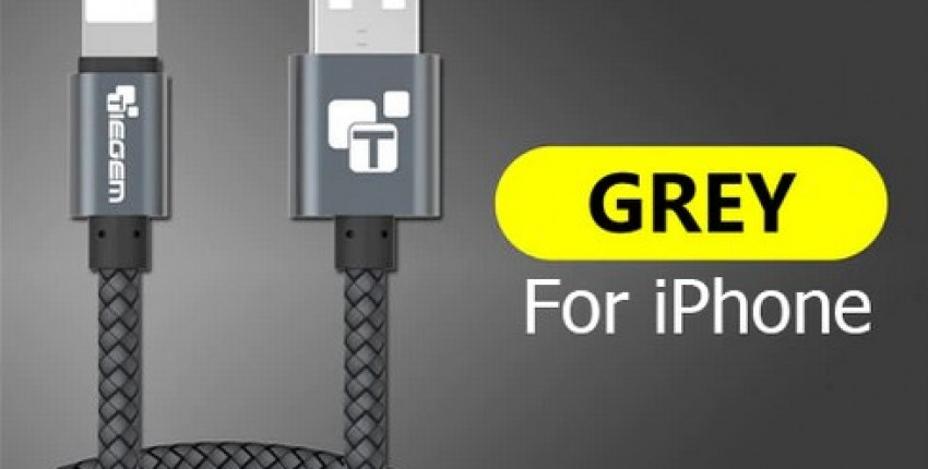 Tiegem USB Cable For iPhone 5 Cable Fast Charging. - User's review