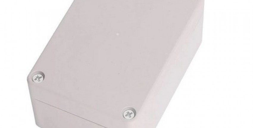 Surface Mounted Plastic Sealed Waterproof Joint Junction Box Case 100x68x50mm. - User's review