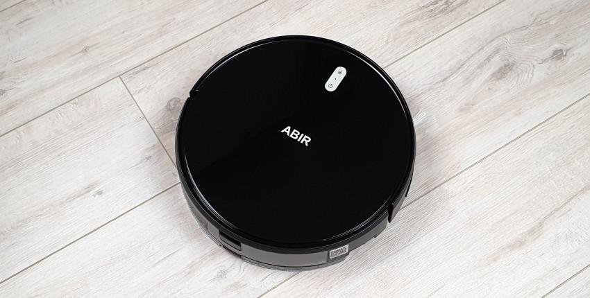 Обзор Abir G20S: робот, который пылесосит и моет пол одновременно - отзыв покупателя