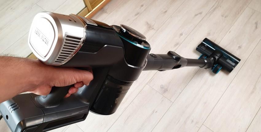 Беспроводной вертикальный пылесос Redkey F10: это вам не бабушкина Ракета! - отзыв покупателя