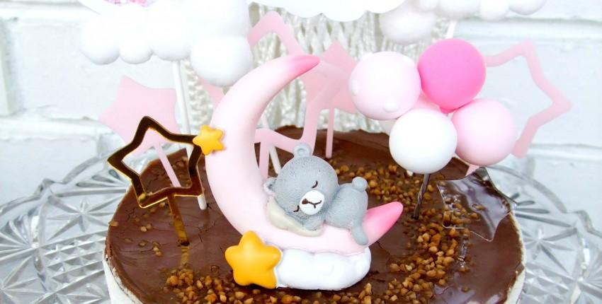 Украшаем торт для малышек - отзыв покупателя