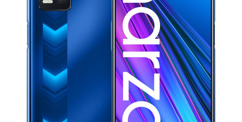Realme Narzo 30 5g - дерзкий внутри и снаружи - отзыв покупателя