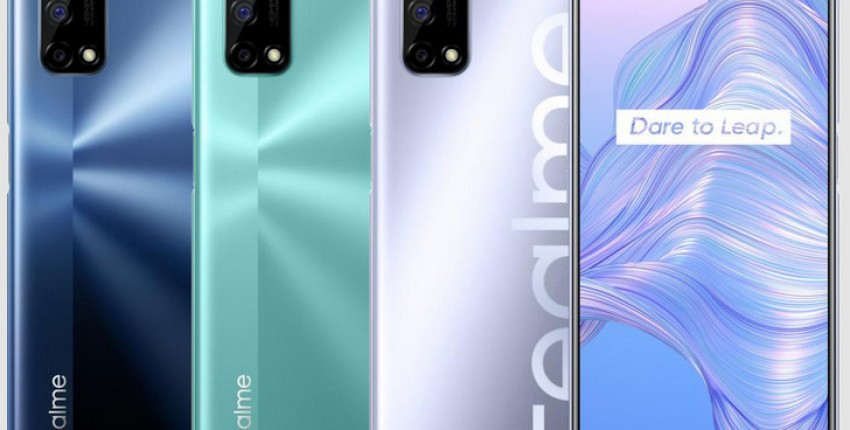Смартфоны Realme 7 / 7 5G - отзыв покупателя