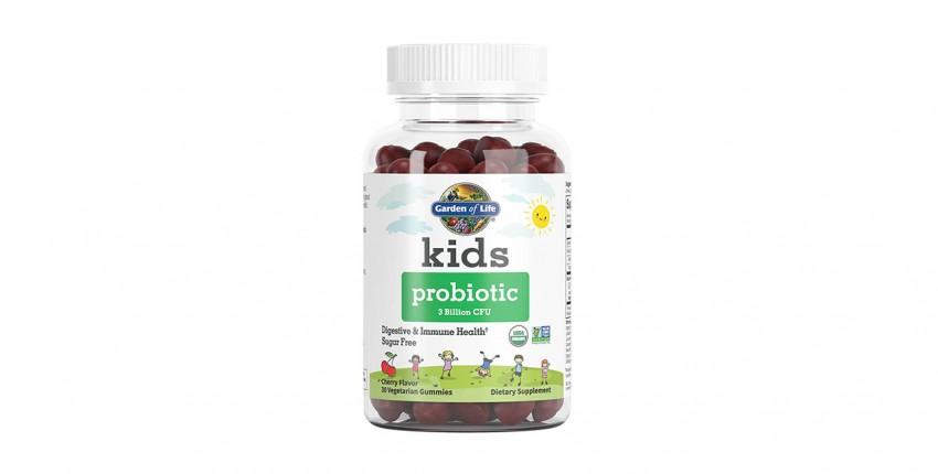 Жевательные пробиотики для детей от Garden of Life - отзыв покупателя