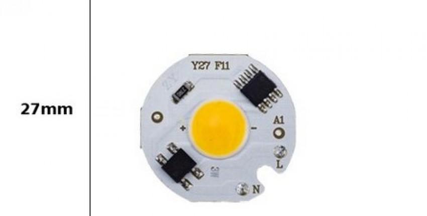 COB LED Chip Light 220V No Need Driver DIY Led Floodlight Lamp Y27. - User's review