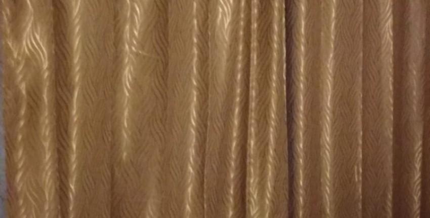 Комплект штор жаккард / Шторы в гостиную и спальню ширина 150 см, высота 270 см 2 шт 300х270