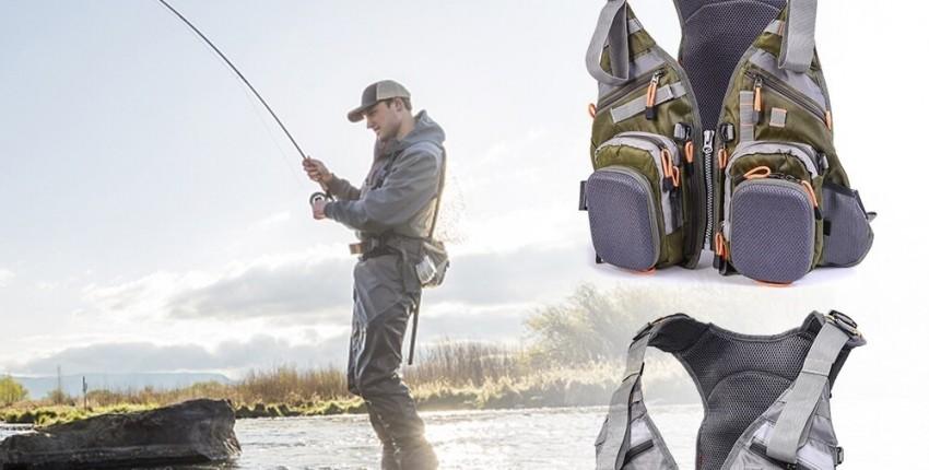 Снаряжение рыбака - отзыв покупателя