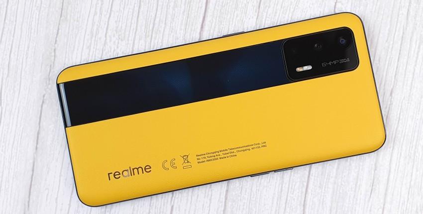 Подробный обзор флагманского смартфона Realme GT 5G - отзыв покупателя
