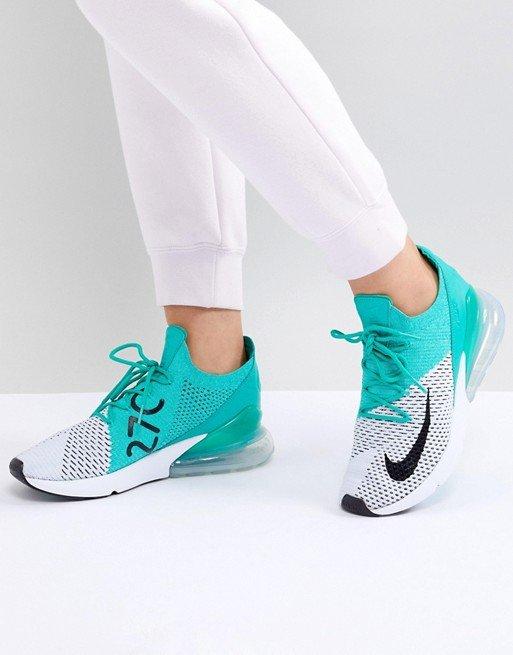 Настоящие Кроcсовки Nike Air Max 270