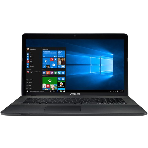 Ноутбук ASUS X751NV-TY019T