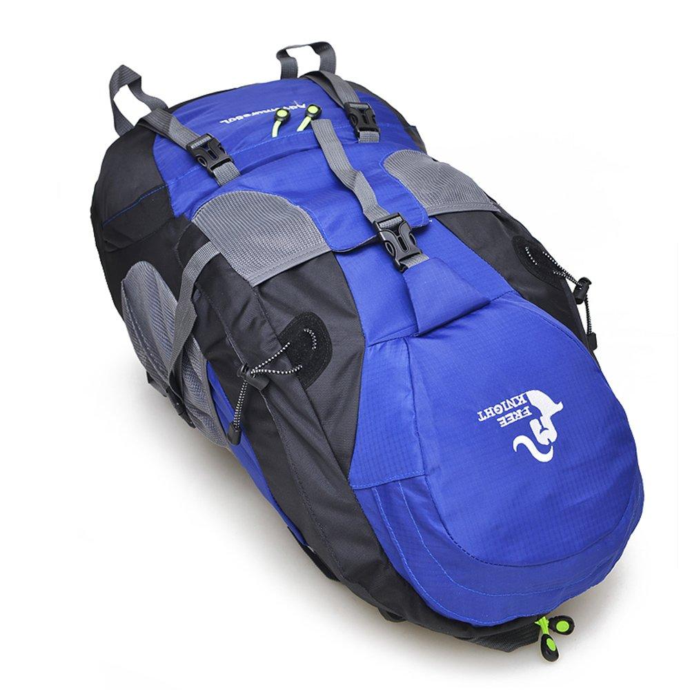 Водонепроницаемый 50 литровый  рюкзак для походов.