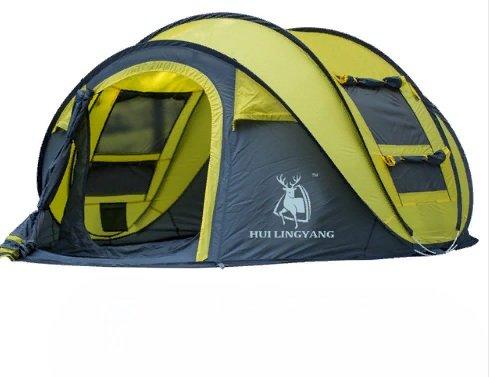 Водонепроницаемая палатка для всей семьи.