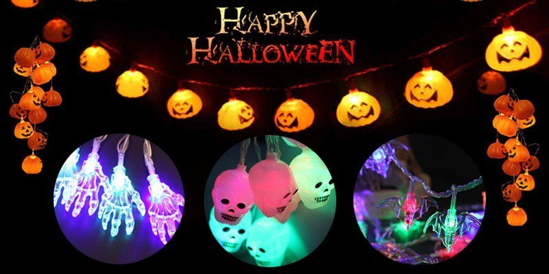 5 крутых товаров на Halloween с AliExpress