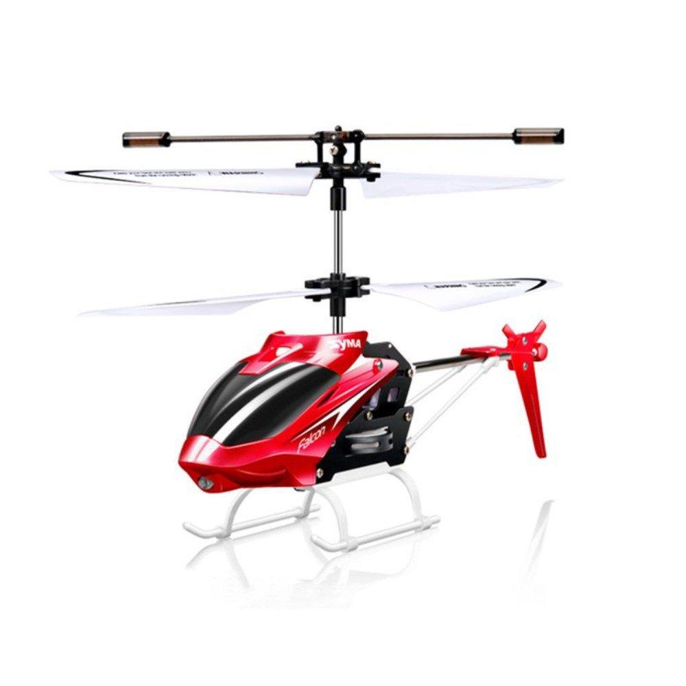 Радиоуправляемый вертолет.