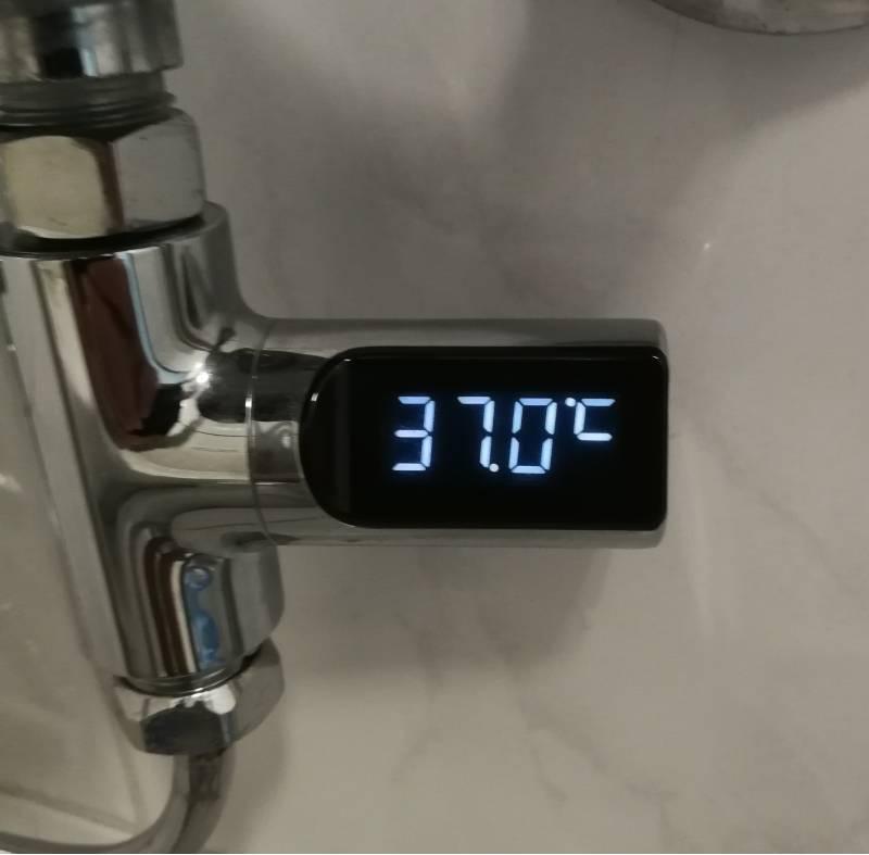 Термометр для душа.