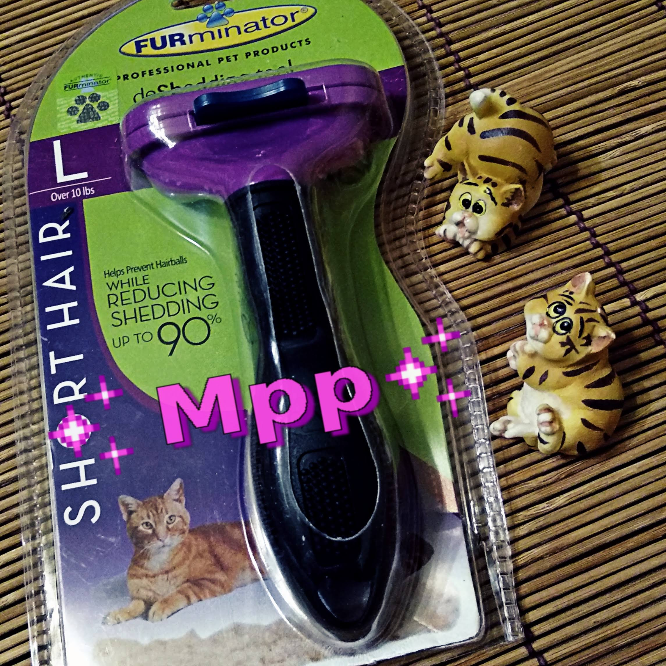 Замечательный инструмент по уходу за котами и собаками - это фурминатор.