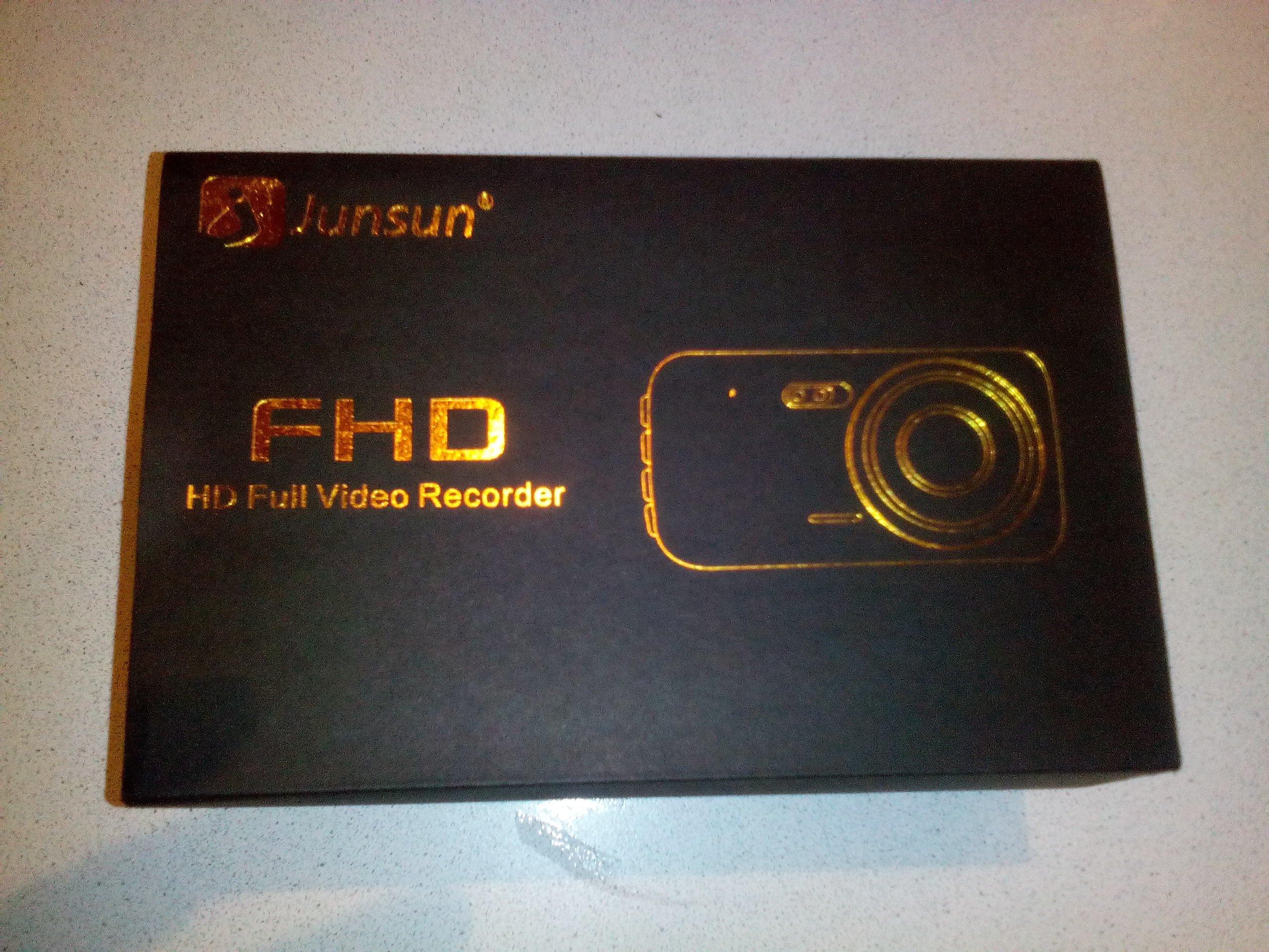 Видео регистратор Junsun H7