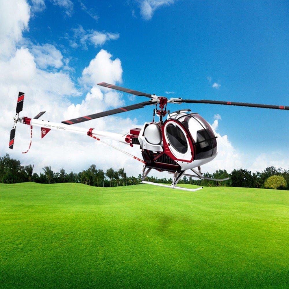 Вертолёт на радио управлении SCHWEIZER 300C Hughes 9CH