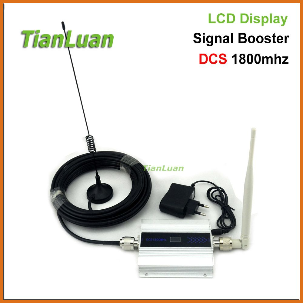 Mobile Phone Signal Booster 4G 1800 MHz