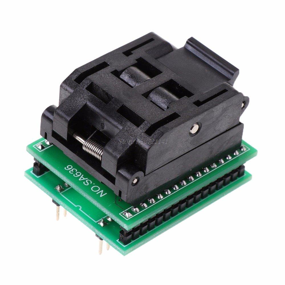 Адаптер TQFP32 QFP32 - DIP32