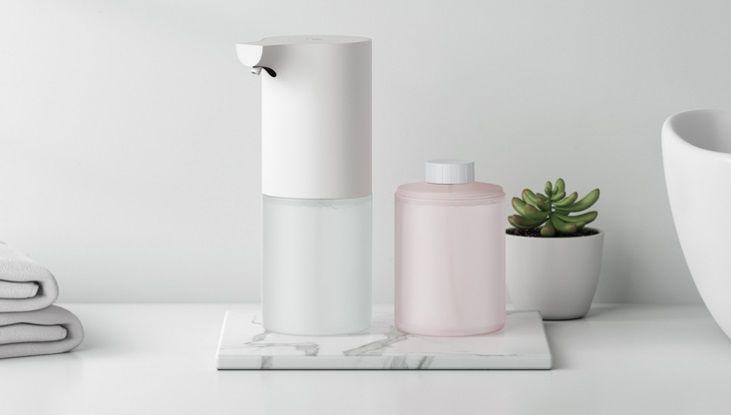 Бесконтактный диспенсер Xiaomi Smart Hand Mi Washer