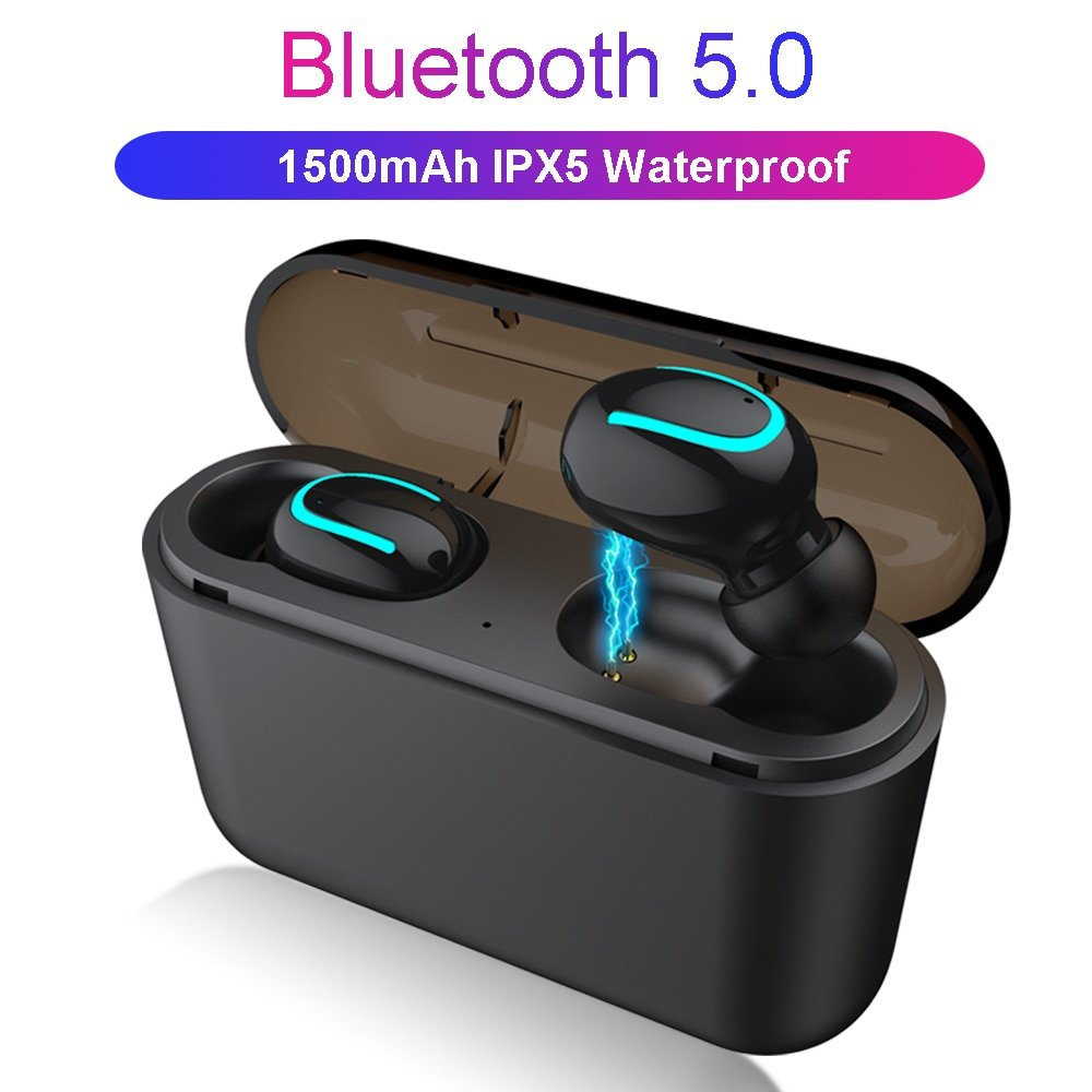 Bluetooth 5,0 наушники