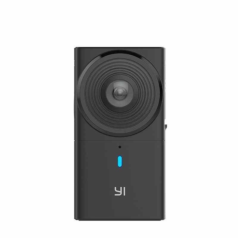 Мини камера Xiaomi YI 360 VR для круговой съемки