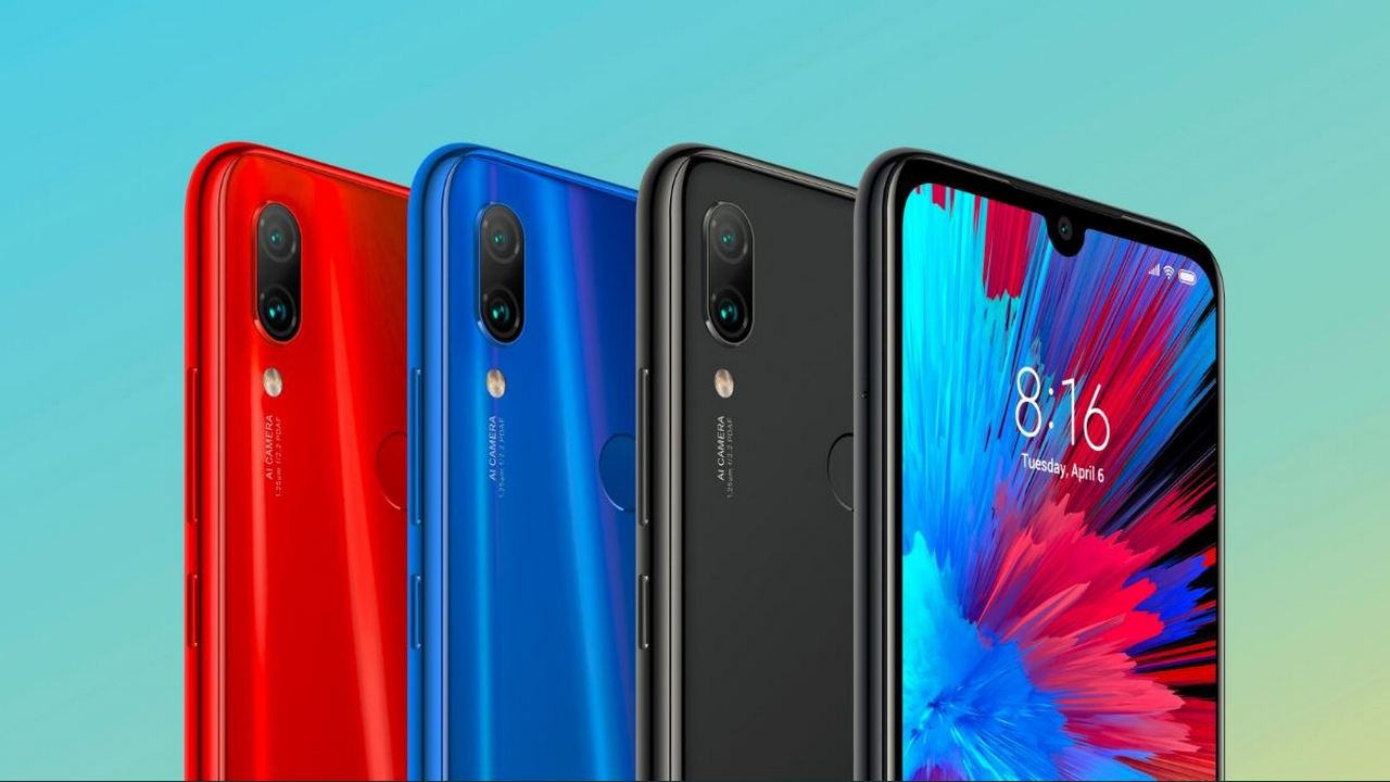 REDMI NOTE 7 - ХИТ 2019 ГОДА!