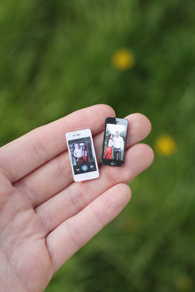 iPhone самый маленький в мире