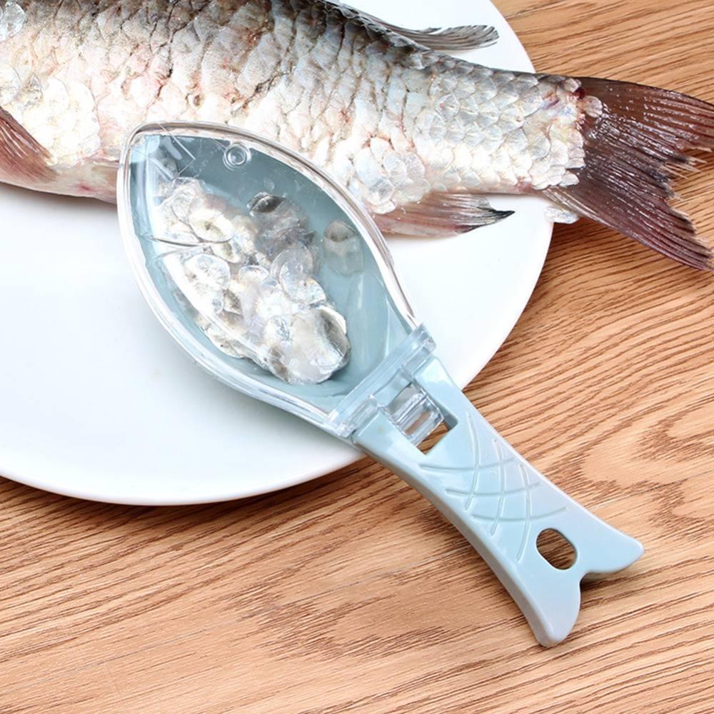 Щетка для чистки рыбы.