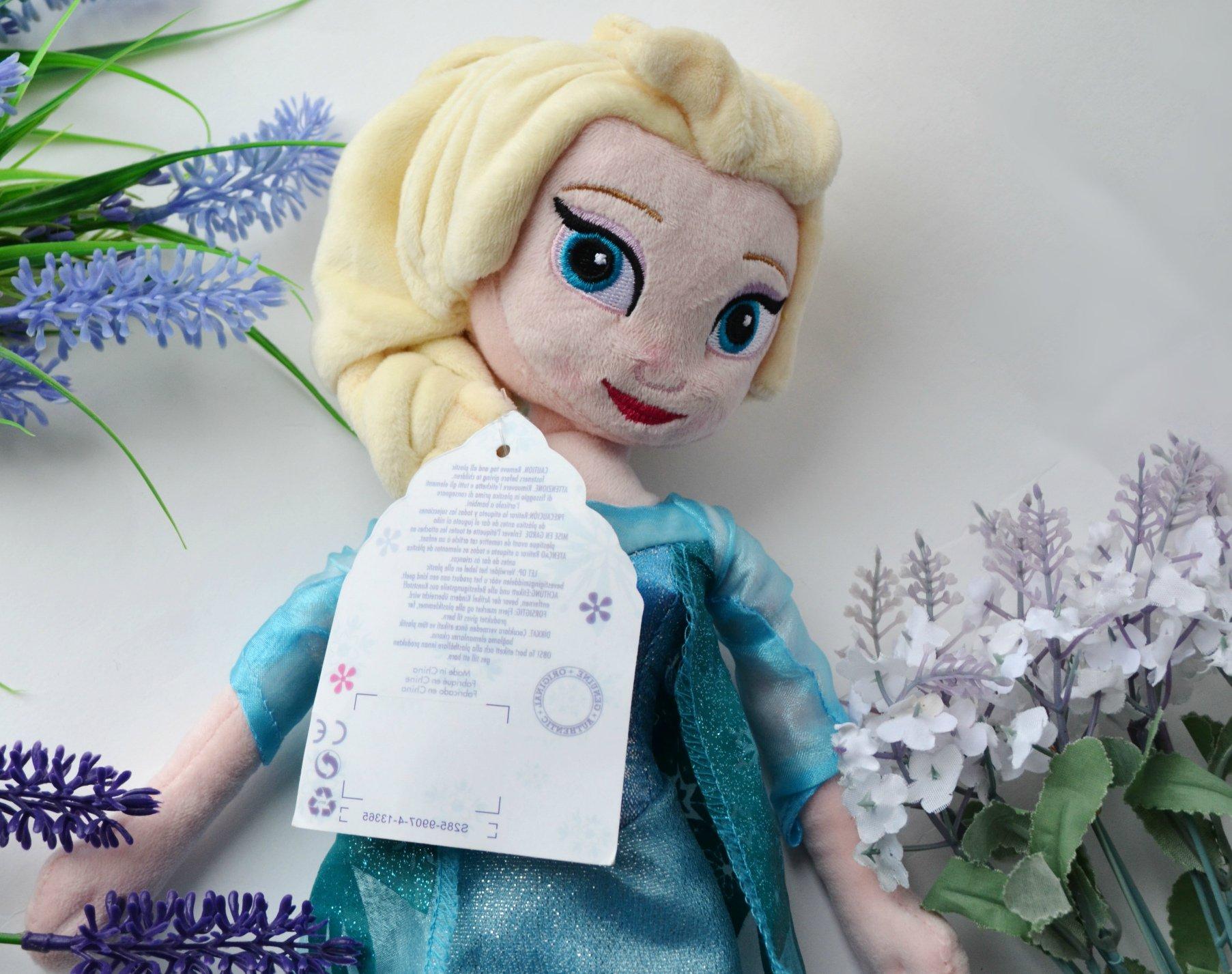 милая Кукла Эльза в подарок моей малышке на день рождение.