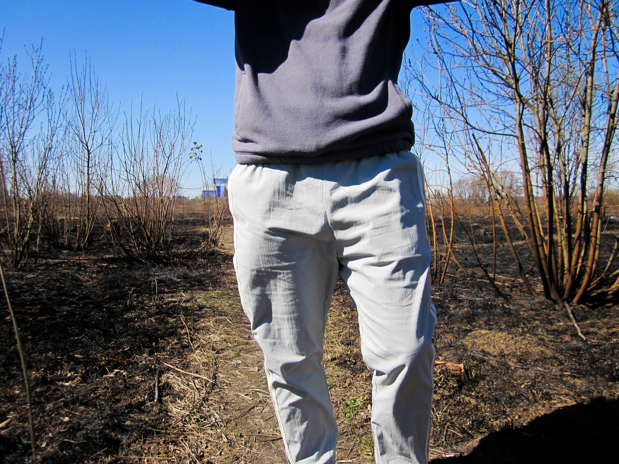 Спортивные штаны Pioneer Camp