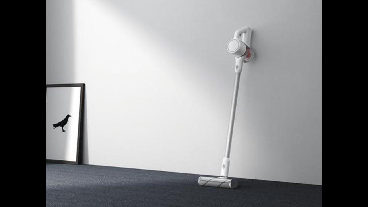 Беспроводной пылесос Xiaomi Mijia Handheld Vacuum cleaner