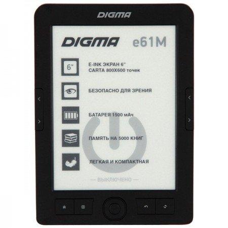 Электронная Книга Digma E61M