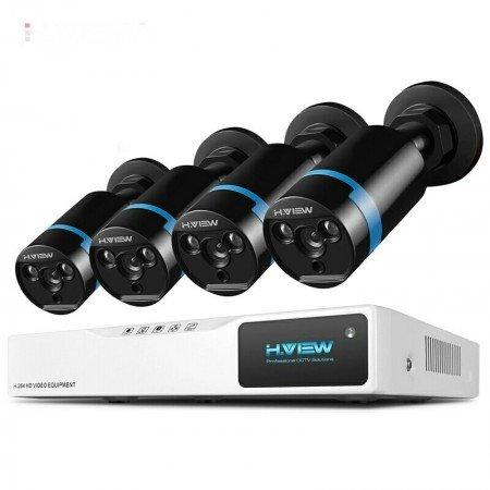 Система видеонаблюдения 8 камер