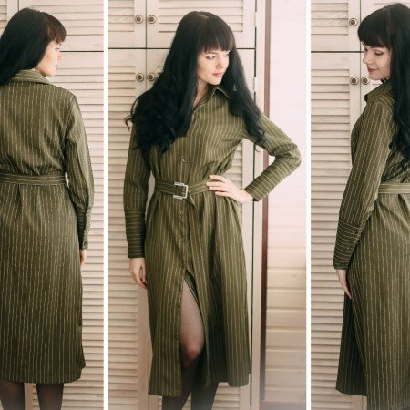 Крутое платье Miss Moly