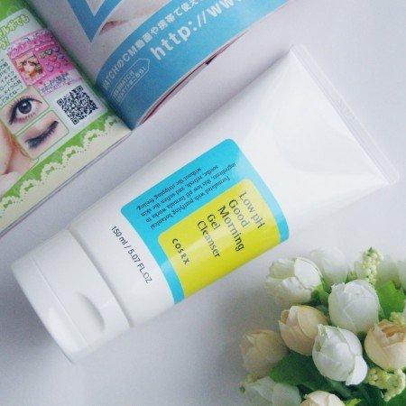 Cosrx Low pH Good Morning Gel Cleanser - гель для утреннего умывания с низким PH.