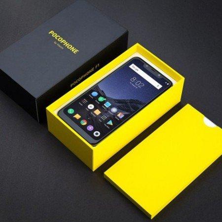 Pocophone F1 от Xiaomi - очень шустрый смартфон!
