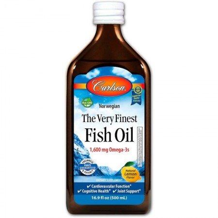 Самый лучший и вкусный рыбий жир