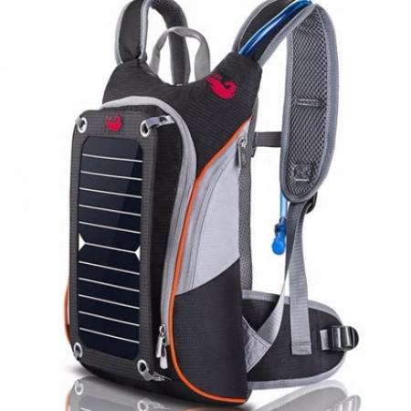 Рюкзак с солнечными панелями