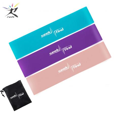 Резинки для фитнеса или йоги Fitness Gum - вносим разнообразие в занятия спортом дома и в спорт зале