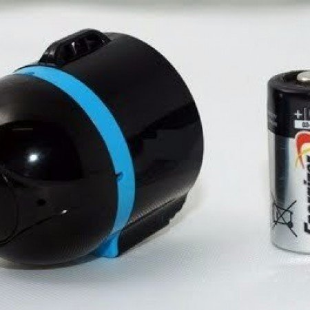 Мини камера Al-BALL - Для хулиганов и исследователей!
