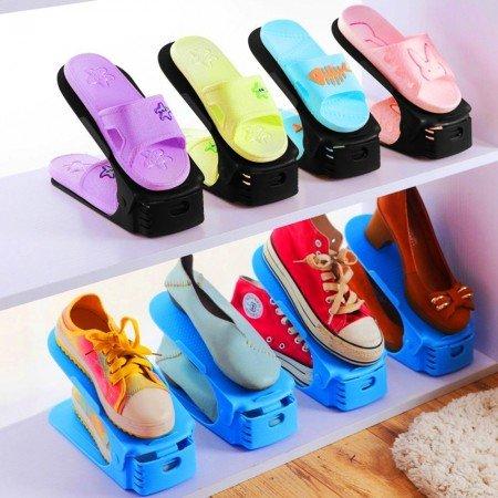 Подставка для хранения обуви - Лучший выбор для экономии места!