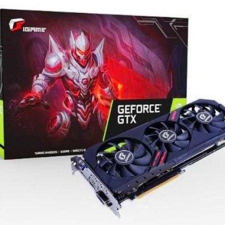 iGame GeForce GTX 1660 Ti - Самая холодная карта!